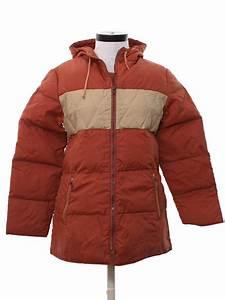 Vintage 1980's Jacket: 80s -Filenes- Womens terra cotta ...