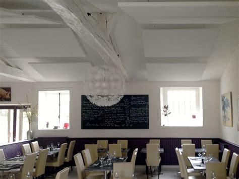 solutions panneaux acoustiques suspendus pour le plafond decocom montpellier