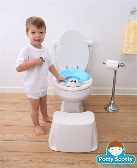 The Potty Seat by Boy S Potty Seat By Potty Scotty Potty Concepts