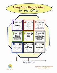 Feng Shui Home Office : office bagua 2 13 open spaces feng shui ~ Markanthonyermac.com Haus und Dekorationen