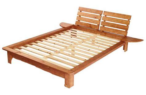 King Size Bed Woodworking Plans by Diy King Size Platform Bed Frame Plans Vintage