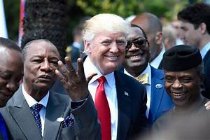 Trump's 'Prosper Africa' strategy - while an admission of ...