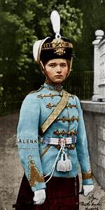 Grand Duchess Olga Nikolaevna Romanvoa of Russia (1895-191 ...