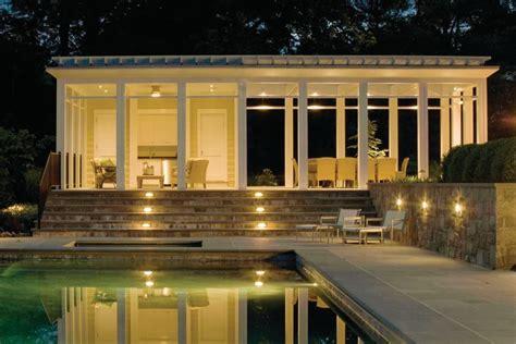O'brien Custom Home Designs : O'brien Pool Pavilion, Greenwich, Conn.