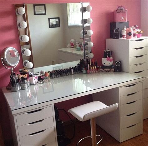 Ikea Vanity Table With Lights  Nazarmm. Movie Room Ideas. Covered Walkway. White Pine Lumber. Mirrored Table Lamp. Stand Up Shower Stall. Living Room Layout Ideas. Fresh Home. Modern Industrial Lighting