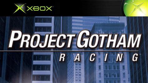 Project Gotham Racing Xbox Gameplay (microsoft Game Studios 2001) (hd) Youtube