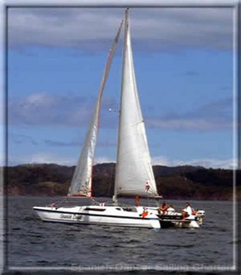 Catamaran Spanish Dancer by Costa Rica Travel Adventure Tours And Family Vacations