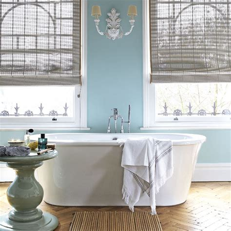 Light Blue Bathroom Ideas Decor And Styling
