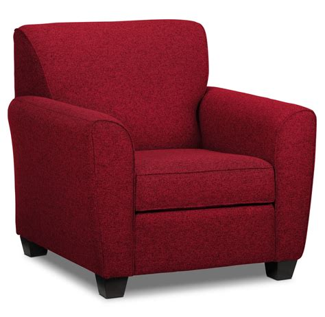 Ashby Chair  Red Leon's