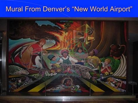 denver international airport has forked rails for more to hold on to