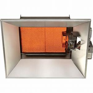 SunStar Heating Products Infrared Ceramic Heater — LP ...