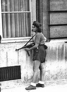 34 Powerful Images of the Heroic French Resistance Against ...