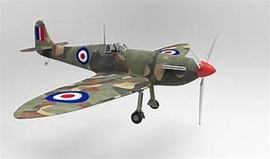 Spitfire 3D model | CGTrader