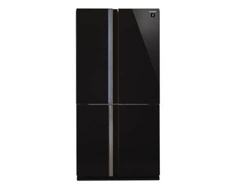Buy Sharp Refrigerator French Door No Frost Sj-fp-sp