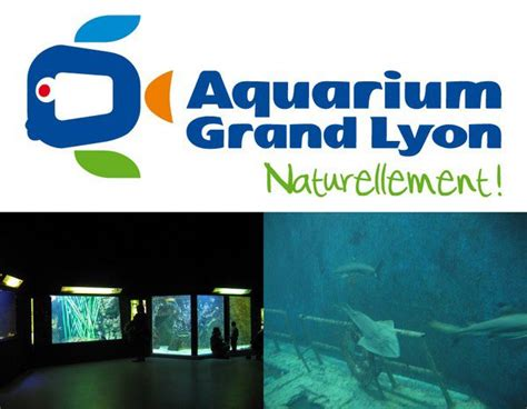 aquarium du grand lyon foto 2017