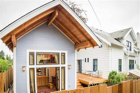 Build Small, Live Large Portland's Accessory Dwelling