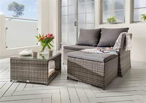 Kleine Wäschespinne Für Balkon : kleine loungegruppen f r den balkon haus garten onlineshop loungem bel polyrattanm bel ~ Markanthonyermac.com Haus und Dekorationen