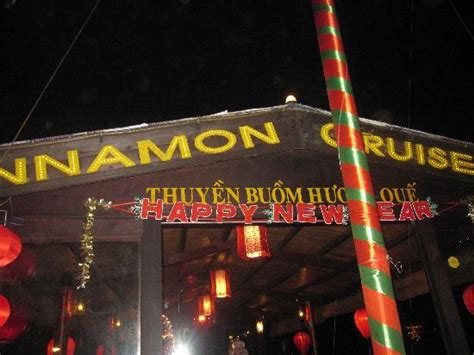 The Boat Nam Lee by Foto De Cinnamon Cruises Hoi An Looser S Gift