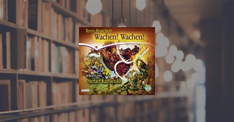 Terry Pratchett Wachen! Wachen! Random House Audio