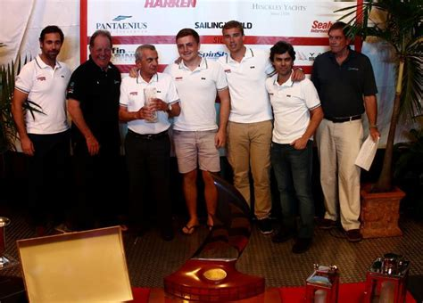 Boat Crew In Spanish by Quantum Key West Race Week 2016 Overall