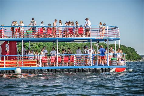Lake Austin Party Boat by Vip Party Boats Lake Travis Party Barges