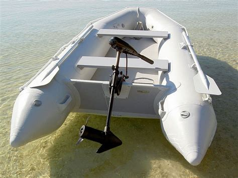 Inflatable Boat With Motor by Saturn Inflatable Boats Are Great With Electric Trolling