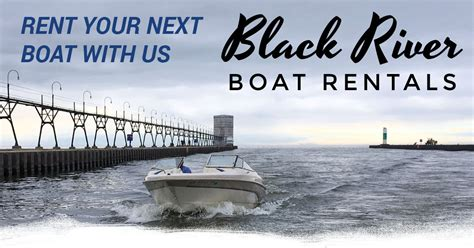South Haven Boat Rental by Black River Boat Rentals South Haven Michigan