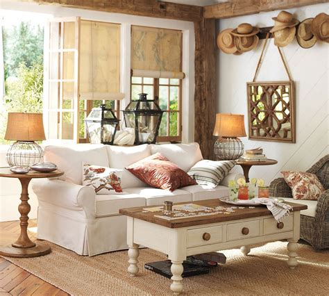 It's Here! Pottery Barn Summer Catalog  The Wicker House