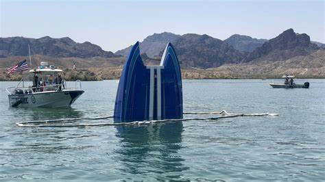Boating Accident At Lake Havasu by 3 Injured After Being Thrown From Boat On Lake Havasu Ksnv