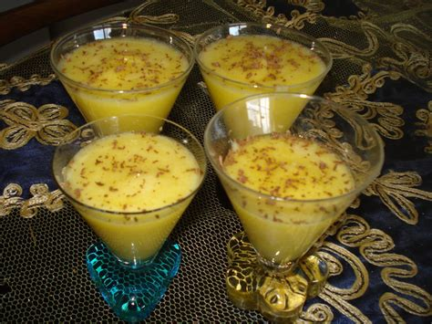 dessert a l ananas cuisine algerienne bordjienne