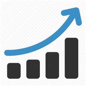 Analysis, arrow, chart, graph, growth, increase ...