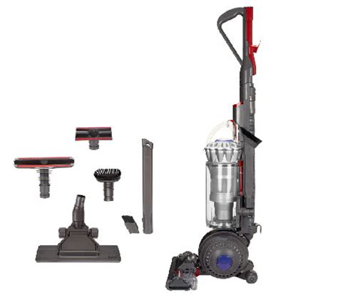 dyson dc40 multi floor upright vacuum with 6 attachments page 1 qvc