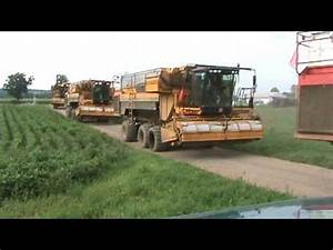 pea combines moving out - YouTube