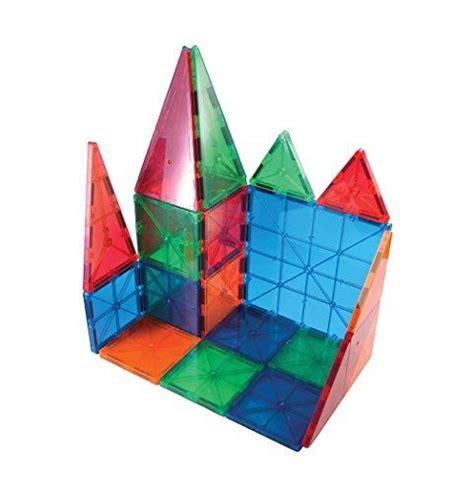 Magna Tiles Black Friday by Picassotiles 100 Set Magnet Building Tiles Check