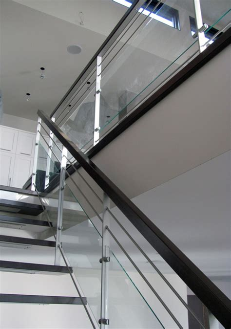 r 233 sidence blais enfer design fabrication d 233 l 233 ments en m 233 tal sur mesure escalier re
