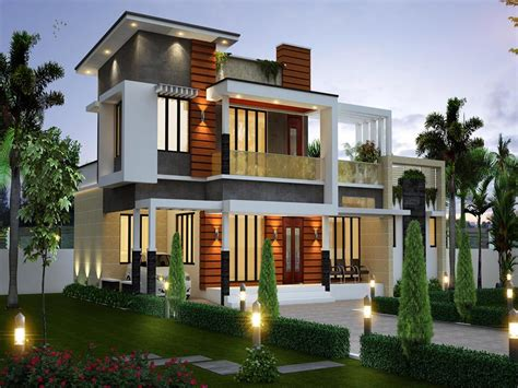 7 Most Beautiful Houses Exterior Design Ideas