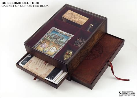 guillermo toro cabinet of curiosities limited edition