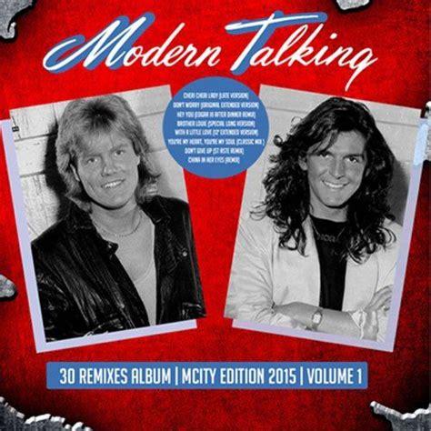30 remixes album mcity edition modern talking mp3 buy tracklist