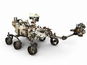 Mars 2020 : la conception du nouveau rover martien ...