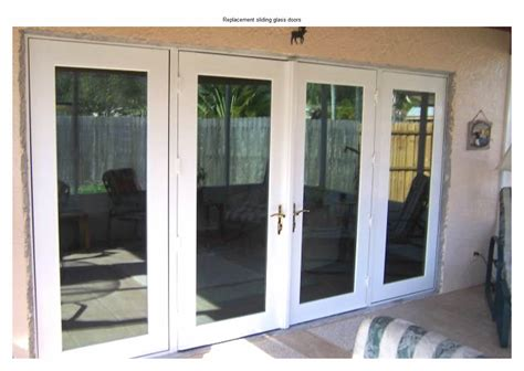 Replacement Sliding Glass Doors Ideas-home And House