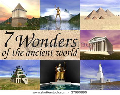 7 wonders of the ancient world omega4study