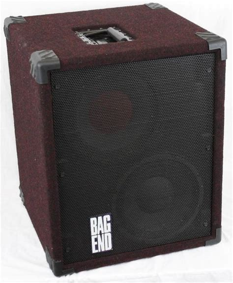 bag end d10bx d d 10 bx d 2x10 electric bass guitar