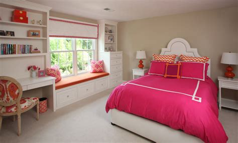 Pre-teen Bedroom Makeover-traditional-kids-boston