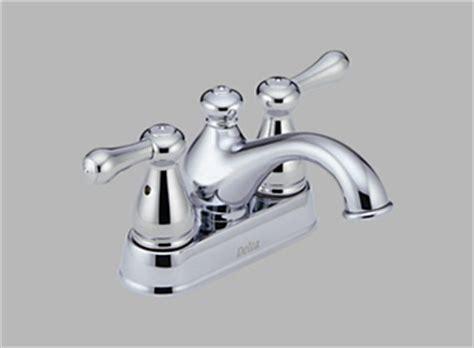 delta 2578lf 278 leland two handle centerset lavatory faucet chrome faucetdepot