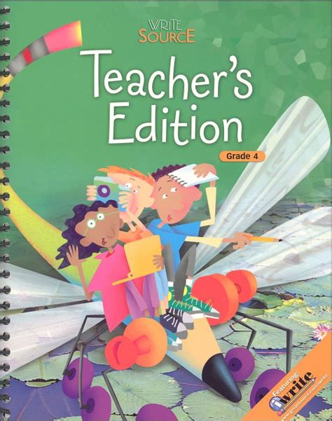 Write Source (2006) Teachers Ed Grade 4 (035869) Details  Rainbow Resource Center, Inc