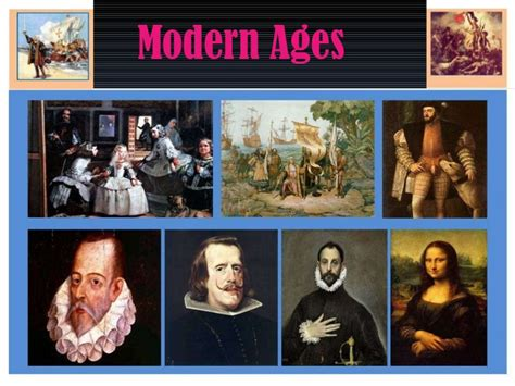 modern ages