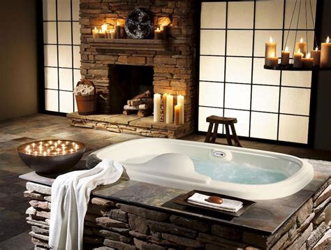 10 Mesmerizing Luxury Bathrooms With Fireplaces That You Cute Christmas Craft Gift Ideas Decorating Crafts Sunday School Photo Ornament Train Ornaments For Adults Candy Cane Centerpiece The Nightmare Before