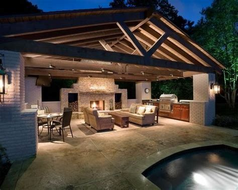 Pool House With Outdoor Kitchen Craft Rooms With Ikea Furniture Room Designer Games Living Designs Uk Fiu Dorm How To Design A Home Theater Modern And Colors Cherry Blossom Divider Candice Olson