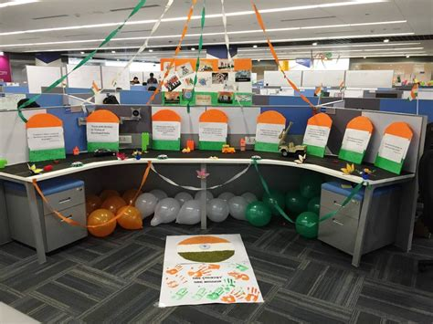 independence day themed decor altisource office photo