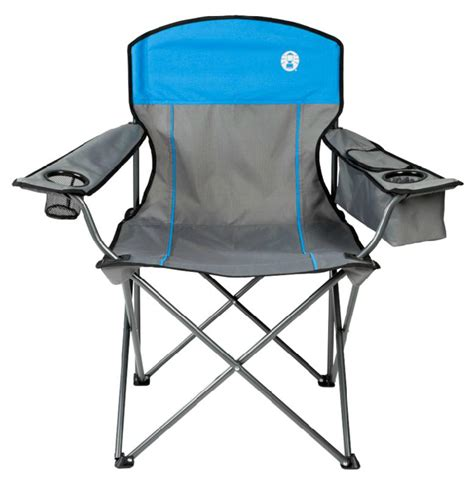 coleman cing outdoor oversized chair w cooler